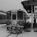 Photos: 乗換駅の風景