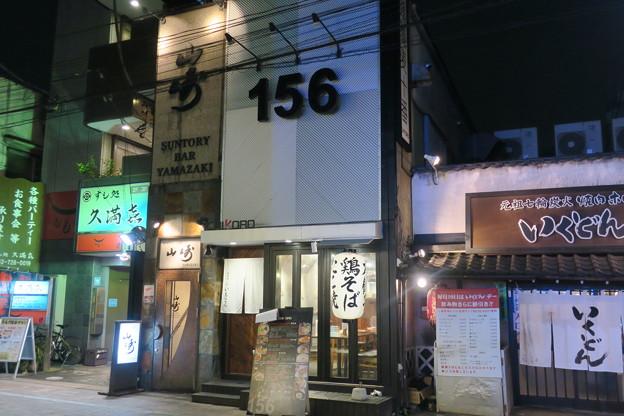 鶏そば十番156町田店@町田