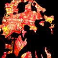 写真: ☆ 男の祭りだ!