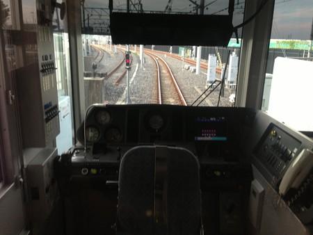 埼玉高速鉄道2000系 運転台