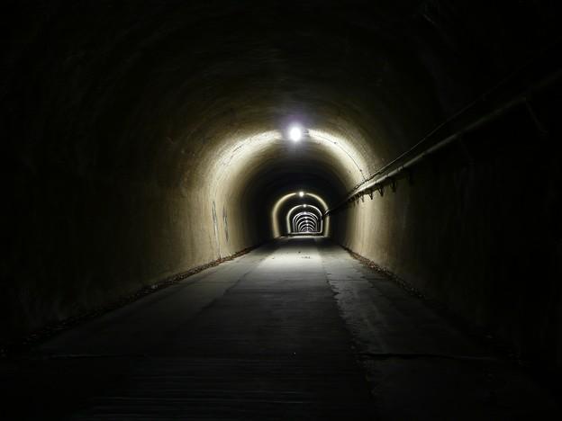 旧御坂隧道