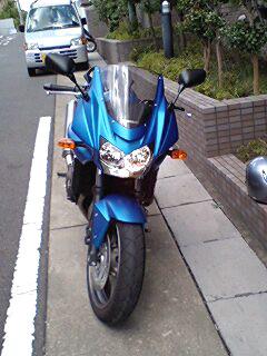 納車直後2007.8 (1)