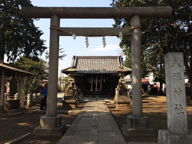 八幡神社 2014.3/25