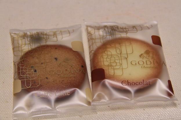 GODIVA Caffe Latte & Chocolat Cookie(ゴディバ カフェラテ&チョコレート クッキー)