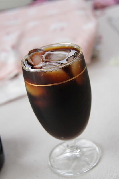 KALDI Italiano(カルディ イタリアーノ)で、アイスコーヒー