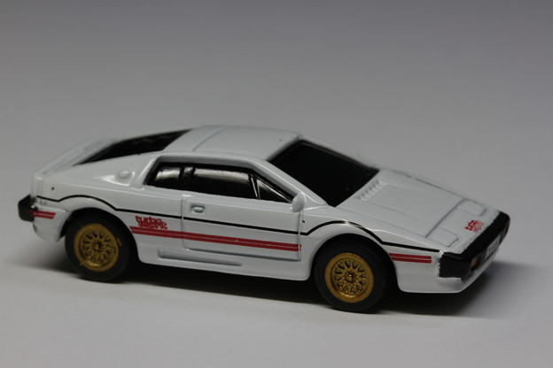 サントリーボス 007 JAMES BOND COLLECTION 1缶「Lotus Esprit Turbo」 FOR YOUR EYES ONLY