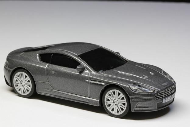 サントリーボス 007 JAMES BOND COLLECTION 2缶「Aston Martin DBS」 CASINO ROYALE
