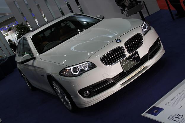 BMW bmwアルピナ d5 ターボ : photozou.jp