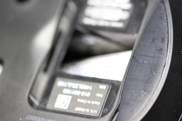 バッテリー・・・ ~Logicool Performance Mouse m950t~