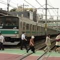 Photos: 地平ホームの駅?
