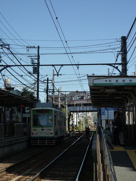 Photos: 青空の下…