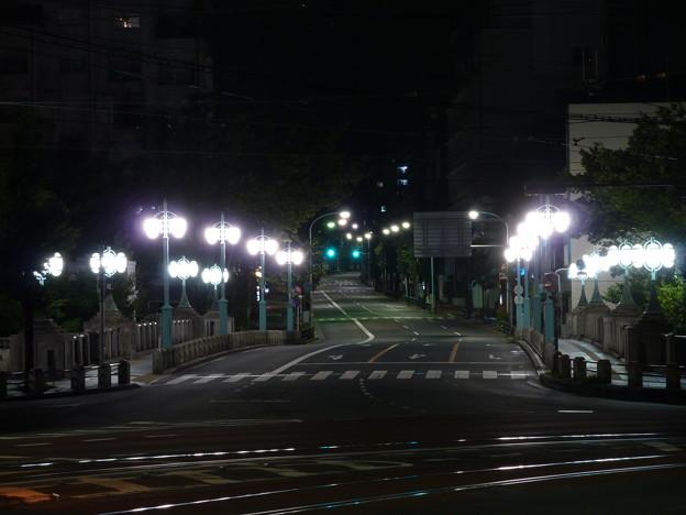Photos: 煌く音無橋