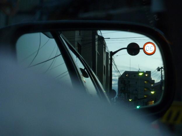 Photos: ドアミラー 2012.10.5