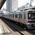 写真: 京成小岩駅にホームて…(3)
