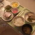 退院前日の夕食