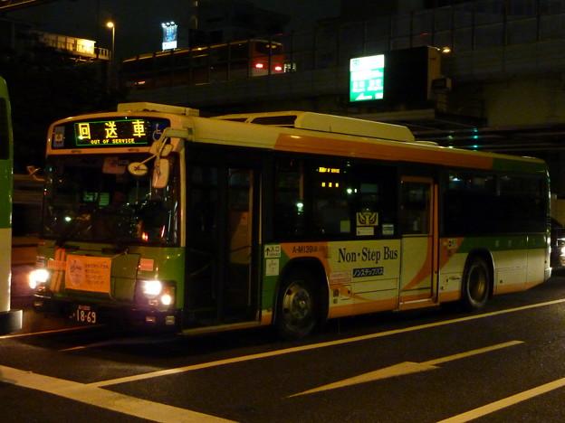 Photos: 青バス