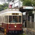 ある日の初発電車