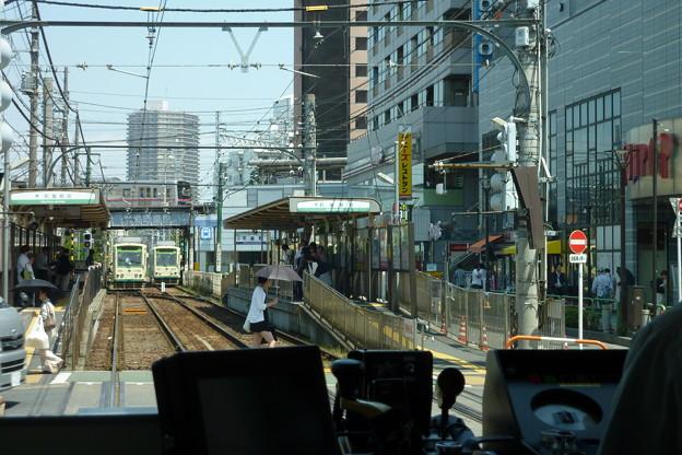 都電荒川線の車窓から(3)