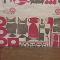 写真: 西武百貨店の包装紙