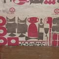 西武百貨店の包装紙