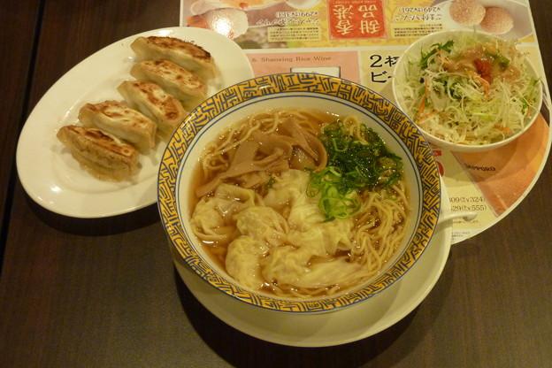 Photos: 昨夜の夕食(1)
