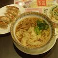 昨夜の夕食(1)