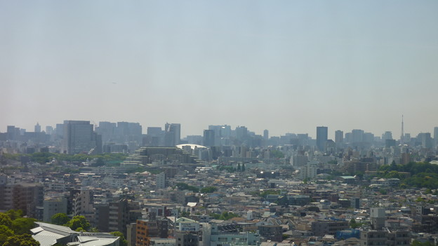 Photos: 東京ドームも、東京タワーも…