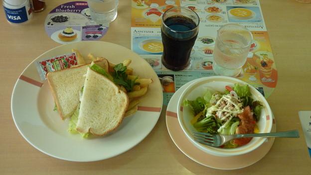 Photos: 今日の昼食20130817(1)