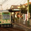 Photos: 都電荒川線7018号車?