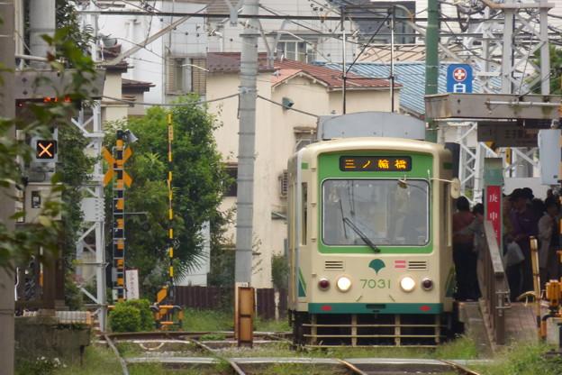 自分が乗る電車は…?