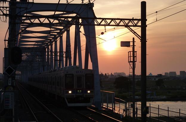 Photos: 夕陽の輝き(2)