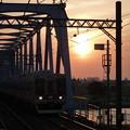 夕陽の輝き(2)