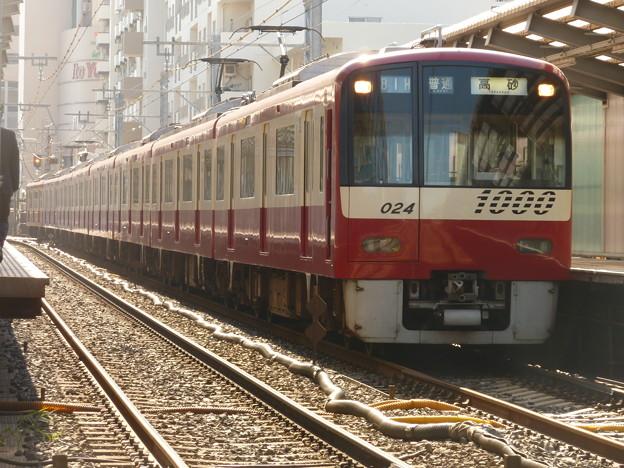 京急車の「京成高砂行き」