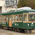 Photos: Memory 阪堺色の7511号車