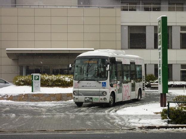 Photos: 雪のうるう年