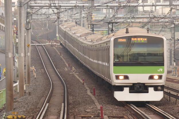 山手線内回り電車