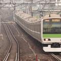 Photos: 山手線内回り電車