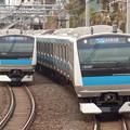 Photos: 離合シーン 2014.2.13