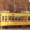 写真: 「赤帯車」になった7001号車(3)
