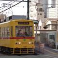 写真: 「赤帯車」になった7001号車(4)