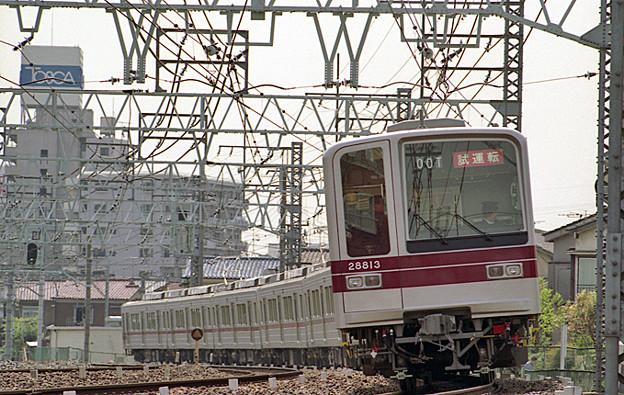 21813編成 【新車試運転】