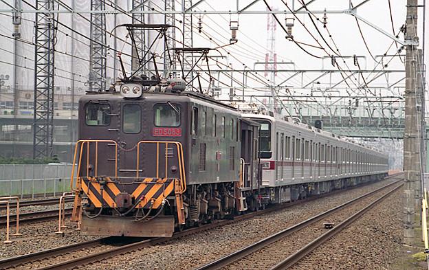 ED5083 【甲種貨物列車】