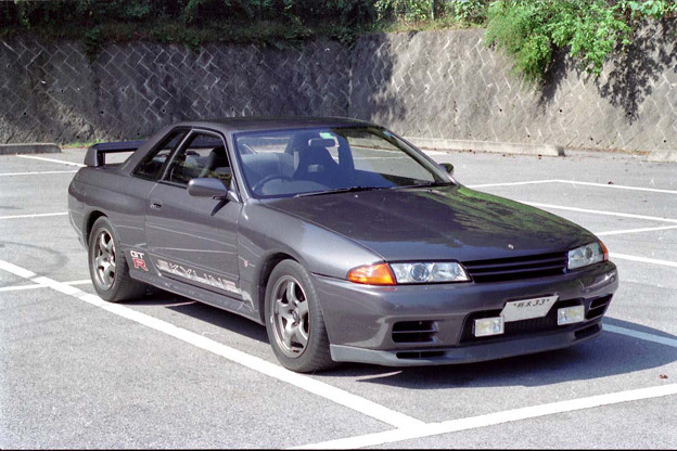 Photos: NISSAN SKYLINE GT-R