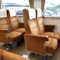 Photos: 久々に乗車した350型