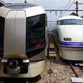 Photos: 1028列車と1024列車