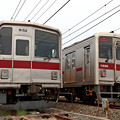 Photos: 9152号車と11606号車