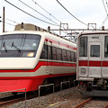 Photos: 1805列車と9052号車