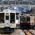 Photos: 5984列車と921列車