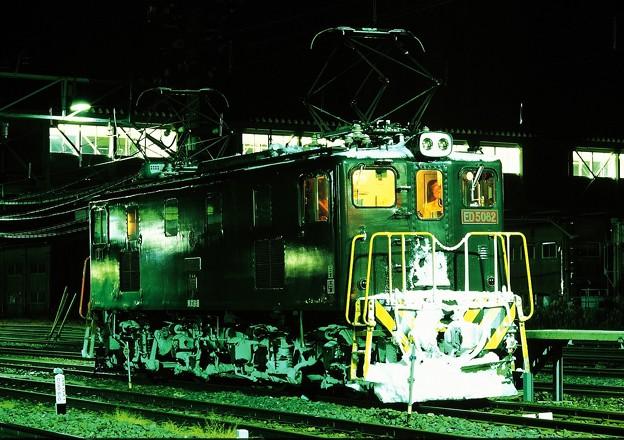 日光・鬼怒川地区の排雪から帰還するED5082