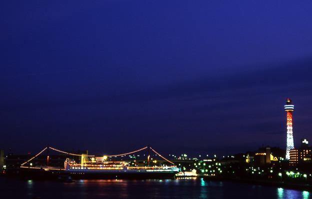 96-1 大桟橋より